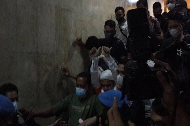 Habib Rizieq Ditahan di Rutan Narkoba, Polda Metro Jaya: Kondisinya Sehat